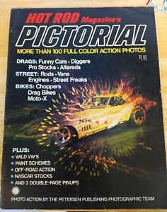 1972/1976 Hot Rod Drag Racing Pictorial Magazine No. 6