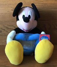 """Disney SEGA Game Prize 15"""" Plush Mickey Mouse Heart Photo Frame Series 2"""