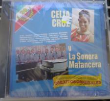 Celia Cruz y La Sonora Matancera 20 Exitos CD NEW! Sealed! FREE SHIPPING!