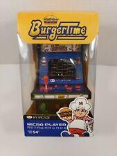 New ListingMy Arcade dreamGear Burgertime Micro Mini Player Retro Arcade open Box