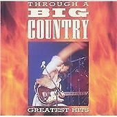 Big Country - Through a (Greatest Hits, 1996)