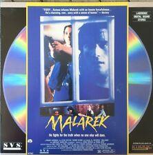 Malarek - Elias Koteas - Kerrie Keane - Al Waxman - LaserDisc