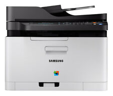 New Samsung Xpress SL-C480FW/XAA Wireless Multi-function Color Laser Printer