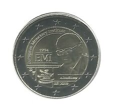BELGIË II 2019- 2 €- 25 jr oprichting Europees Monetair Instituut/25 Ans IME-UNC