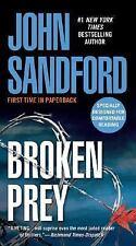 Broken Prey (Lucas Davenport Mysteries)