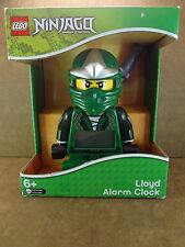 Lego Ninjago Lloyd Alarm Clock 9005763 New Factory Sealed