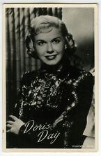 1950s Vintage Movie Film Star Singer DORIS DAY photo postcard