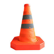 "40CM 16""Height Portable Collapsible Traffic Multi Purpose Reflective Safety Cone"