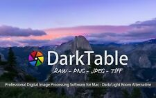Darktable - Dark light room for Mac - Photo Editor / Photography, RAW, DSLR, MFT