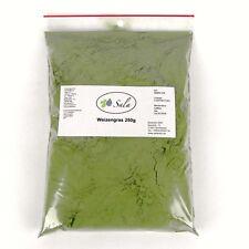 (2,96/100g) Weizengras Weizengraspulver 100% reines Pulver konv. 250 g