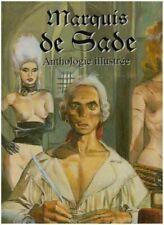 MARCHESE DE SADE. Antologia illustrata. (Volume erotico) GLITTERING - SCONTATO!!