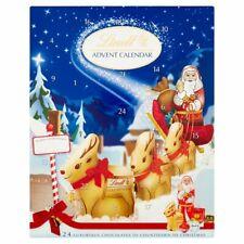 Lindt And Sprungli Christmas Advent Calendar 160g