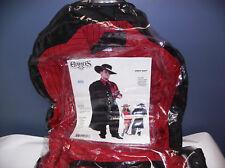ZOOT SUIT RED MEN HALLOWEEN COSTUME XL