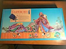 EMPEROR'S CHALLENGE Strategy Game Discovery Toys 1986 Complete