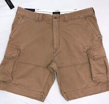 Ralph Lauren Cargo Shorts in Montana Khaki Size 32w