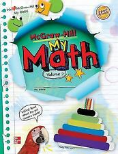 McGraw Hill My Math, Grade 2, Vol. 2 (ELEMENTARY MATH CONNECTS), Education, McGr