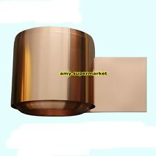 C5191 Phosphor Copper Sheet Copper Plate High Elasticity 1.5mm*200mm*200mm