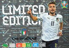 PANINI ADRENALYN XL UEFA EURO 2020 CIRO IMMOBILE LIMITED EDITION CARD - ITALY