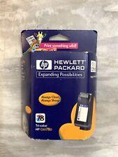 HP C6578D Tri-Color Hp Deskjet 970 Inkjet Print Cartridge - Expired March 2001