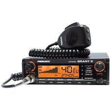 Le Président Grant 2 Premium multimode Radio CB AM FM USB LSB SSB Grant II