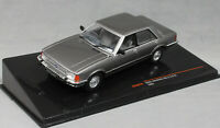 IXO Ford Granada MkII Saloon in Grey Metallic 1982 CLC327N 1/43 NEW 2020 Release