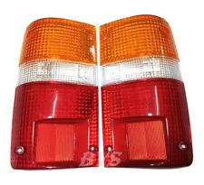 Fit 89-92 93 94 95 TOYOTA Hilux Mk3 Ln Rn PICKUP TAIL LIGHT LAMP Lens 4 Screw