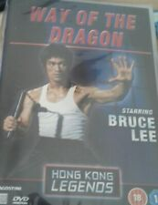 Bruce lee dvd Way of The Dragon