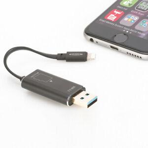 ednet Smart Memory Micro-SDHC Speichererweiterung passend für iPhone & iPad