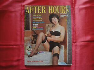 Elmer Batters Style,  After Hours Vol. 1 #3 Very Rare Unused 9.6