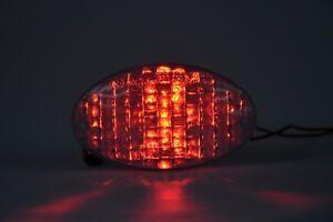 Tail Light LED Clear Integrated Turn signals for BUELL Firebolt Blast Lightning