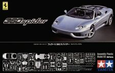 TAMIYA 24307: FERRARI 360 SPIDER: 1:24 KIT IN PLASTICA AUTO