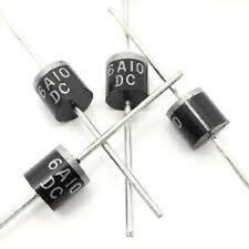 p2500m silicio-Raddrizzatori Diodo vetro decapate 1000v 25a p2500 #bp 4 PC