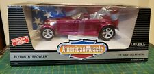 ERTL American Muscle Plymouth Prowler 1:18 Diecast NEW