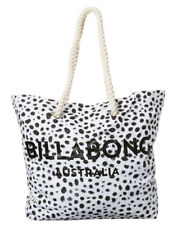 "BRAND NEW + TAGS BILLABONG LARGE BEACH BAG GYM TRAVEL ""MODIMAL"" BLACK WHITE BNWT"