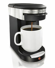 Single-Serve Coffee-Brewer Camping K-Cup Machine One Touch Pod Counter Brews Cup