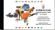 Gibraltar Sc#682b M/NH/VF, Booklet Of 3 Sheets, $24.50