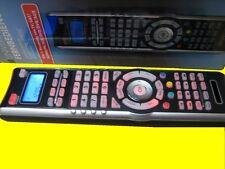 Lernfähige 8 in 1 Universal-Fernbedienung TV/SAT/Audio/PC/VCR/DVD/DVR/AUX/LED