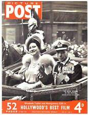 UK magazine PICTURE POST May 19, 1951 - Elizabeth Taylor, Montgomery Clift