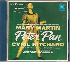 CD COMEDIE MUSICALE BROADWAY 17 TITRES--PETER PAN--JEROME ROBBINS