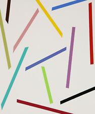 Alan cote, original farbserigraphie, autografiado, autografiada y numeradas.