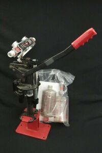 "Mec 600 JR 12 Ga 3"" Shot Shell Shotgun Reloading Press & Universal Charge Bar"