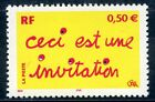 STAMP / TIMBRE FRANCE NEUF N° 3636 ** TIMBRE DE MESSAGE