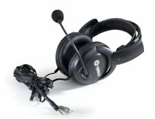 Yamaha Cm500 Closed Ear Headset With Built-in Microphone With Ultra Flexible