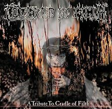Covered in Filth: A Tribute to Cradle of Filth by Va. Black Death Metal Lucifer