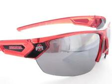 2b4c1deffe3 Ohio State Buckeyes Transparent Red Black Mens Sunglasses OSU Licensed  Style12