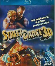 STREET DANCE 3D - BLU RAY (NUOVO SIGILLATO)