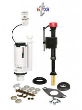 FLUIDMASTER UNIVERSALE VASCHETTA Pack WC Flush Inlet OUTLET repairkit procp002