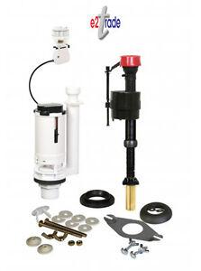 Fluidmaster Universal Cistern Pack Toilet Flush Inlet Outlet Repairkit PROCP002