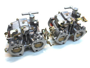 Carburador Kit Solex Mikuni 40PHH Reacondicionado Toyota Alanlong TA22GT 23 RA28