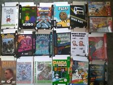 25 NES Box Titles to choose from! Homebrew, Repro Box Only, NES Free ship USA!